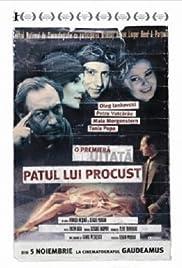Patul lui Procust Poster