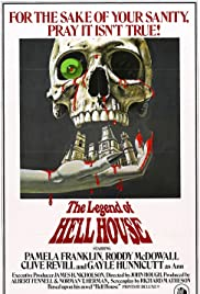 The Legend of Hell House Poster