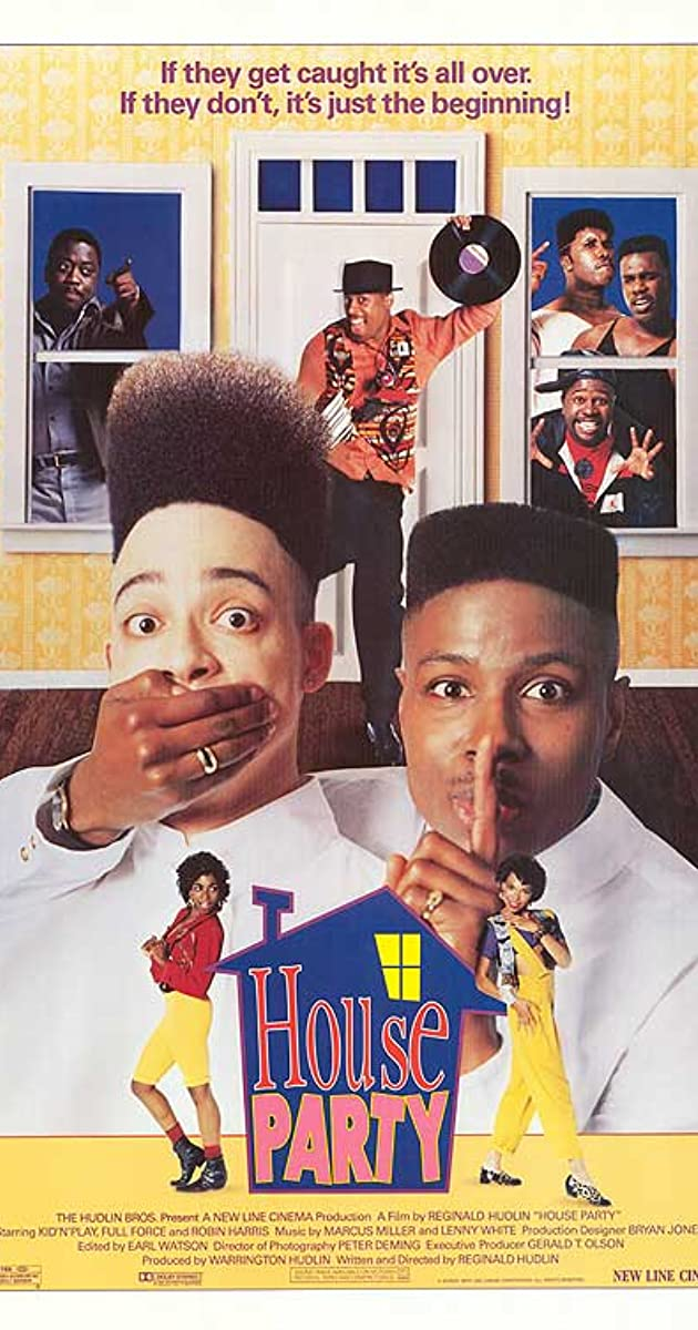 House Party (1990) - IMDb