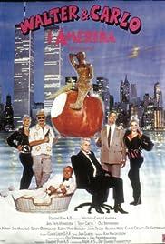 Walter & Carlo i Amerika Poster