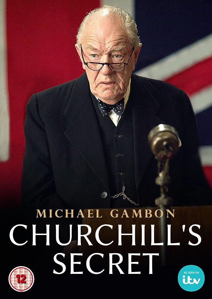 Churchill's Secret Movie Poster