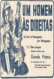 Um Homem às Direitas Poster