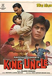 King Uncle Poster