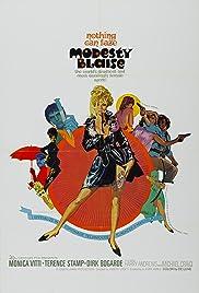 Modesty Blaise(1966) Poster - Movie Forum, Cast, Reviews