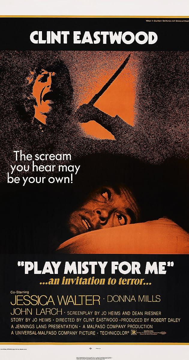 Pagrok man miglą / Play Misty for Me (1971) online