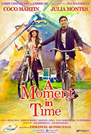 A Moment In Time Poster