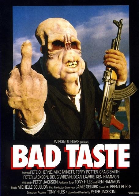 Bad Taste - Vesmírní kanibalové / Bad Taste (1987)