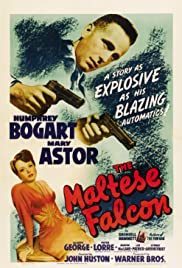 The Maltese Falcon Poster