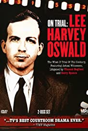 On Trial: Lee Harvey Oswald Poster