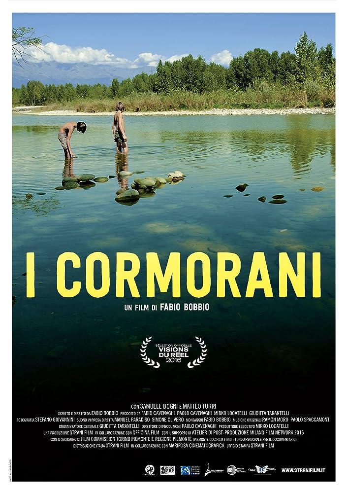 Image result for I CORMORANI ( 2016 ) POSTER