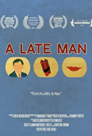 A Late Man Poster