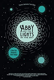 Abby and the Lights in the Sky Poster