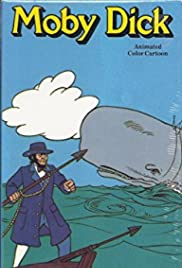 Moby dick cartoon pictures