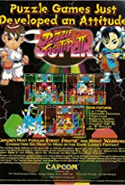 Super Puzzle Fighter II X Poster