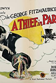 A Thief in Paradise Poster