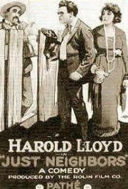 Just Neighbors(1919) Poster - Movie Forum, Cast, Reviews