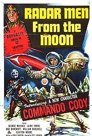 Radar Men from the Moon Poster