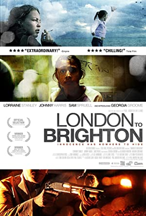 London to Brighton poster