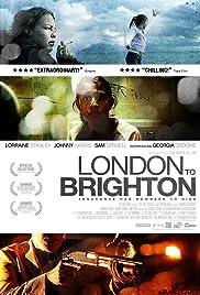 London to Brighton Poster