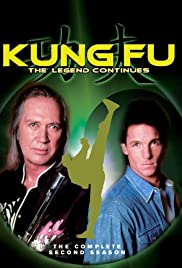 Kung Fu: The Legend Continues Poster