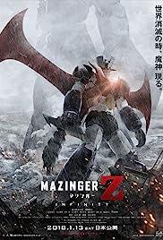 Mazinger Z: Infinity en streaming