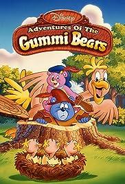 Adventures of the Gummi Bears Poster