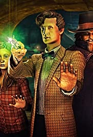 Doctor Who: The Adventure Games - The Gunpowder Plot Poster