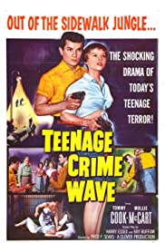 Teen-Age Crime Wave (1955) Poster - Movie Forum, Cast, Reviews