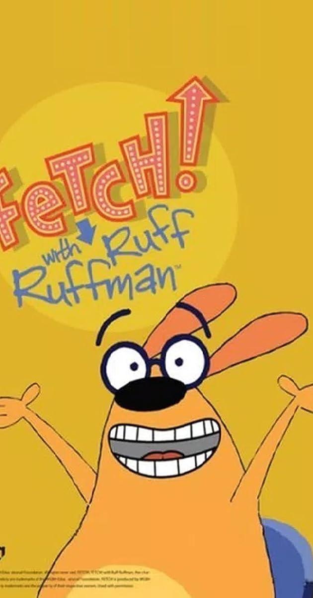 FETCH! with Ruff Ruffman (TV Series 2006–2010) - IMDb