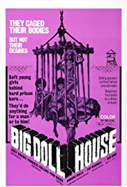The Big Doll House Poster