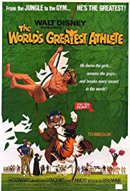 The World's Greatest Athlete Poster