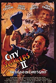 City Slickers II: The Legend of Curly's Gold Poster