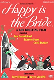 Happy Is the Bride Poster