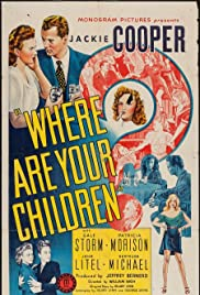 Where Are Your Children? Poster