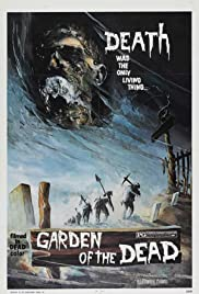 Garden of the Dead Poster