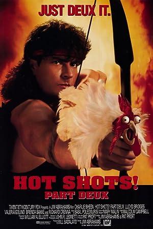 Hot Shots! Part Deux poster
