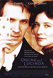 Oscar and Lucinda Poster