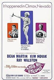 Kiss Me, Stupid(1964) Poster - Movie Forum, Cast, Reviews