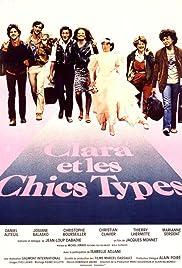 Clara et les Chics Types Poster