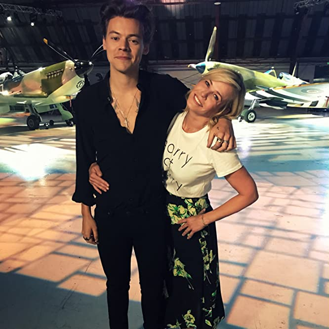Chelsea Handler and Harry Styles in Chelsea (2016)