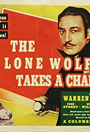 The Lone Wolf Takes a Chance(1941) Poster - Movie Forum, Cast, Reviews