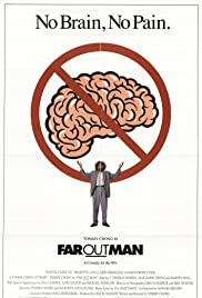 Far Out Man Poster
