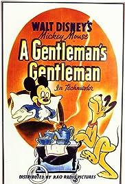 A Gentleman's Gentleman Poster