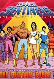 Space Sentinels Poster - TV Show Forum, Cast, Reviews