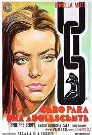 Cebo para una adolescente Poster