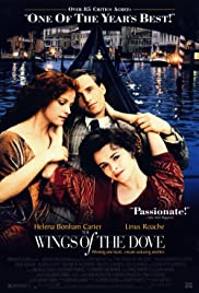Passion and Romance: The Wings of the Dove Poster