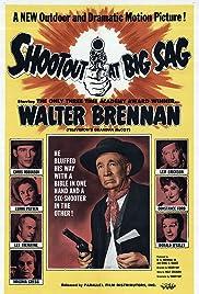 Shoot Out at Big Sag Poster