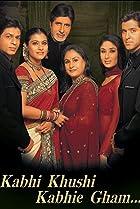 Kabhi Khushi Kabhie Gham... (2001) Poster