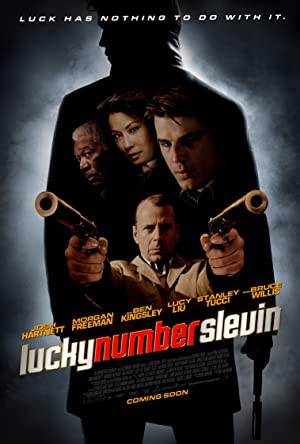 Lucky Number Slevin poster
