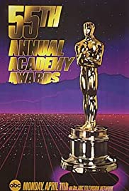 The 55th Annual Academy Awards Poster